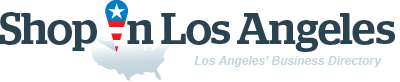 ShopInLA. Business directory of Los Angeles - logo